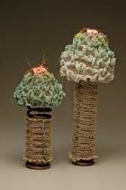 Standing Cactus Duo